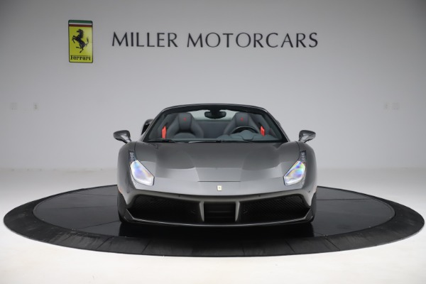 Used 2018 Ferrari 488 Spider for sale Sold at Alfa Romeo of Greenwich in Greenwich CT 06830 12