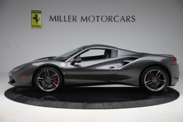 Used 2018 Ferrari 488 Spider for sale Sold at Alfa Romeo of Greenwich in Greenwich CT 06830 14