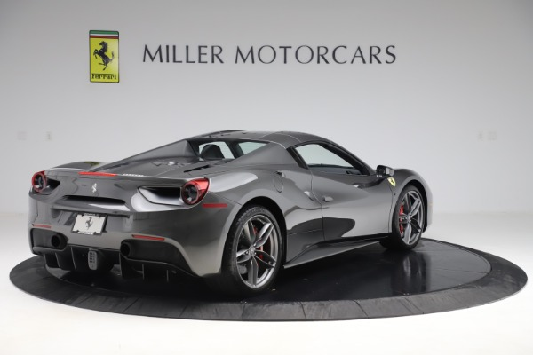 Used 2018 Ferrari 488 Spider for sale Sold at Alfa Romeo of Greenwich in Greenwich CT 06830 16