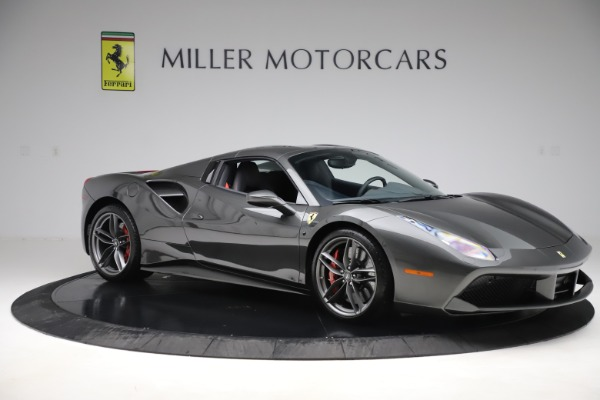 Used 2018 Ferrari 488 Spider for sale Sold at Alfa Romeo of Greenwich in Greenwich CT 06830 17