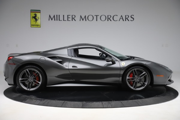 Used 2018 Ferrari 488 Spider for sale Sold at Alfa Romeo of Greenwich in Greenwich CT 06830 18