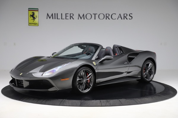 Used 2018 Ferrari 488 Spider for sale Sold at Alfa Romeo of Greenwich in Greenwich CT 06830 2