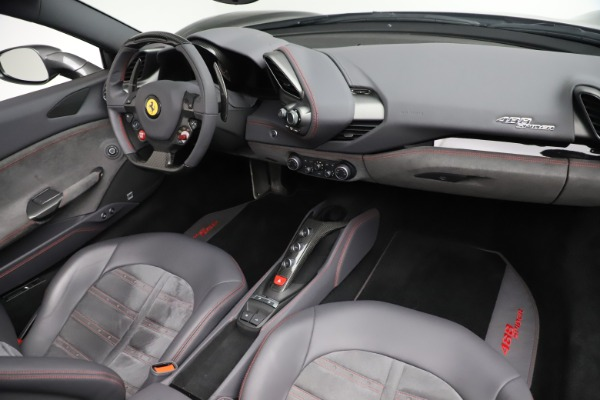 Used 2018 Ferrari 488 Spider for sale Sold at Alfa Romeo of Greenwich in Greenwich CT 06830 23