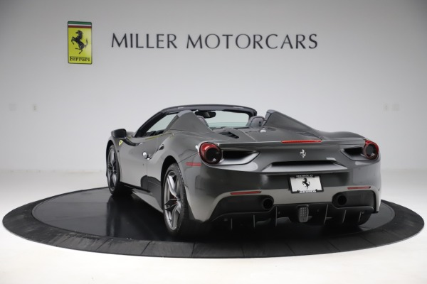 Used 2018 Ferrari 488 Spider for sale Sold at Alfa Romeo of Greenwich in Greenwich CT 06830 5