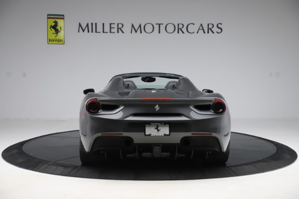 Used 2018 Ferrari 488 Spider for sale Sold at Alfa Romeo of Greenwich in Greenwich CT 06830 6
