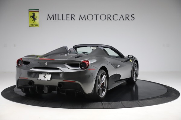 Used 2018 Ferrari 488 Spider for sale Sold at Alfa Romeo of Greenwich in Greenwich CT 06830 7