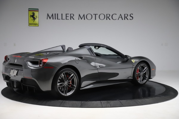 Used 2018 Ferrari 488 Spider for sale Sold at Alfa Romeo of Greenwich in Greenwich CT 06830 8