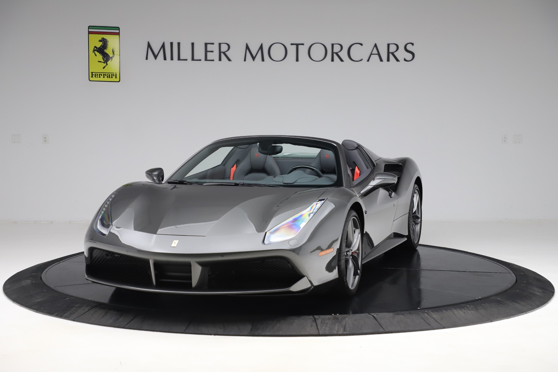 Used 2018 Ferrari 488 Spider for sale Sold at Alfa Romeo of Greenwich in Greenwich CT 06830 1
