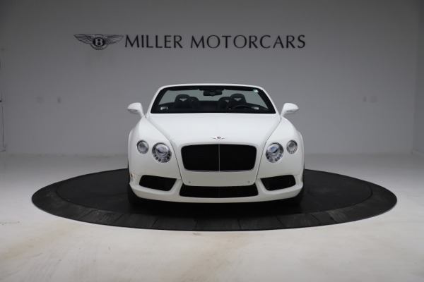 Used 2015 Bentley Continental GTC V8 for sale Sold at Alfa Romeo of Greenwich in Greenwich CT 06830 12