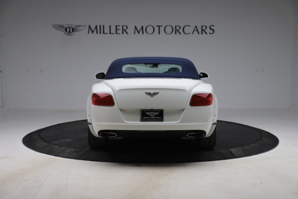 Used 2015 Bentley Continental GTC V8 for sale Sold at Alfa Romeo of Greenwich in Greenwich CT 06830 16