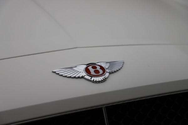 Used 2015 Bentley Continental GTC V8 for sale Sold at Alfa Romeo of Greenwich in Greenwich CT 06830 22