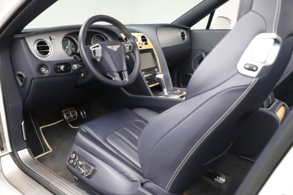 Used 2015 Bentley Continental GTC V8 for sale $119,900 at Alfa Romeo of Greenwich in Greenwich CT 06830 25