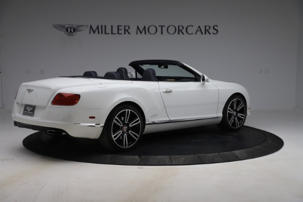 Used 2015 Bentley Continental GTC V8 for sale Sold at Alfa Romeo of Greenwich in Greenwich CT 06830 8