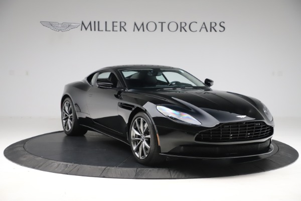 Used 2018 Aston Martin DB11 V8 for sale $145,900 at Alfa Romeo of Greenwich in Greenwich CT 06830 10
