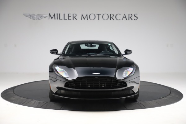 Used 2018 Aston Martin DB11 V8 for sale $145,900 at Alfa Romeo of Greenwich in Greenwich CT 06830 11