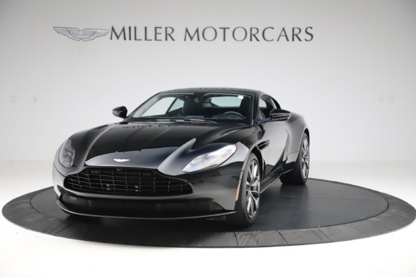 Used 2018 Aston Martin DB11 V8 for sale $145,900 at Alfa Romeo of Greenwich in Greenwich CT 06830 12
