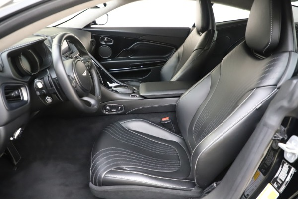 Used 2018 Aston Martin DB11 V8 for sale $145,900 at Alfa Romeo of Greenwich in Greenwich CT 06830 13