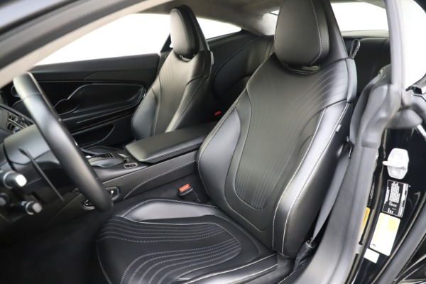 Used 2018 Aston Martin DB11 V8 for sale $145,900 at Alfa Romeo of Greenwich in Greenwich CT 06830 15