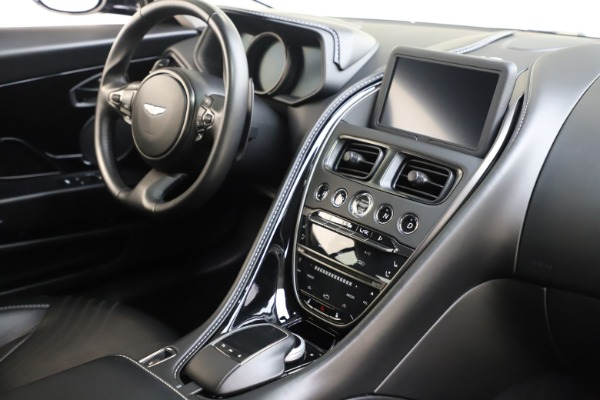 Used 2018 Aston Martin DB11 V8 for sale $145,900 at Alfa Romeo of Greenwich in Greenwich CT 06830 18