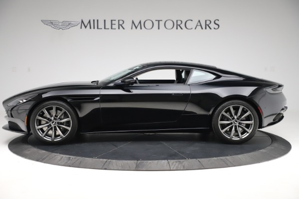 Used 2018 Aston Martin DB11 V8 for sale $145,900 at Alfa Romeo of Greenwich in Greenwich CT 06830 2