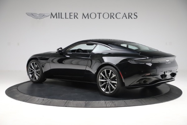 Used 2018 Aston Martin DB11 V8 for sale $145,900 at Alfa Romeo of Greenwich in Greenwich CT 06830 3