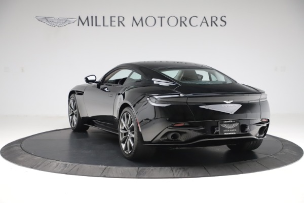 Used 2018 Aston Martin DB11 V8 for sale $145,900 at Alfa Romeo of Greenwich in Greenwich CT 06830 4