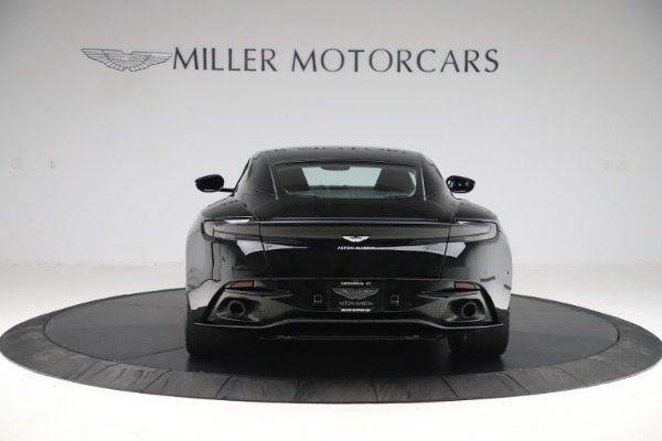 Used 2018 Aston Martin DB11 V8 for sale $145,900 at Alfa Romeo of Greenwich in Greenwich CT 06830 5