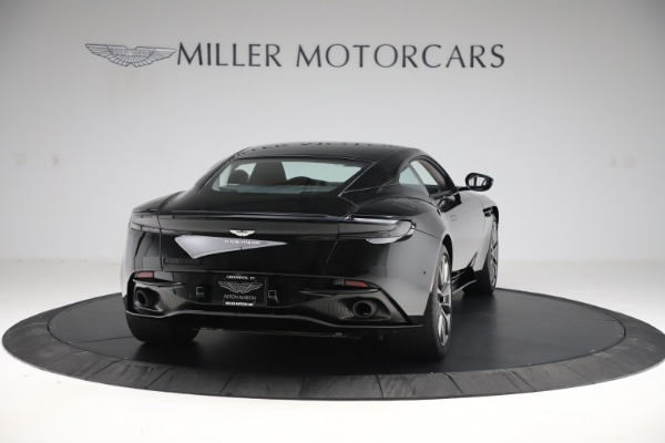 Used 2018 Aston Martin DB11 V8 for sale $145,900 at Alfa Romeo of Greenwich in Greenwich CT 06830 6
