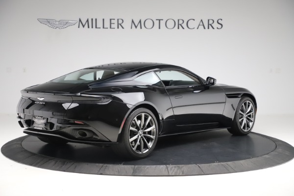 Used 2018 Aston Martin DB11 V8 for sale $145,900 at Alfa Romeo of Greenwich in Greenwich CT 06830 7