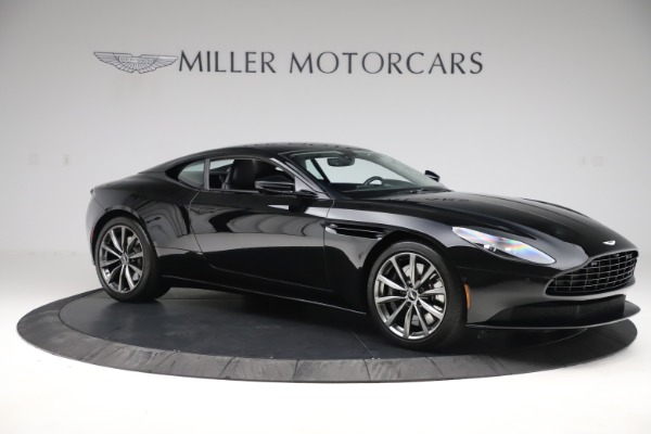 Used 2018 Aston Martin DB11 V8 for sale $145,900 at Alfa Romeo of Greenwich in Greenwich CT 06830 9