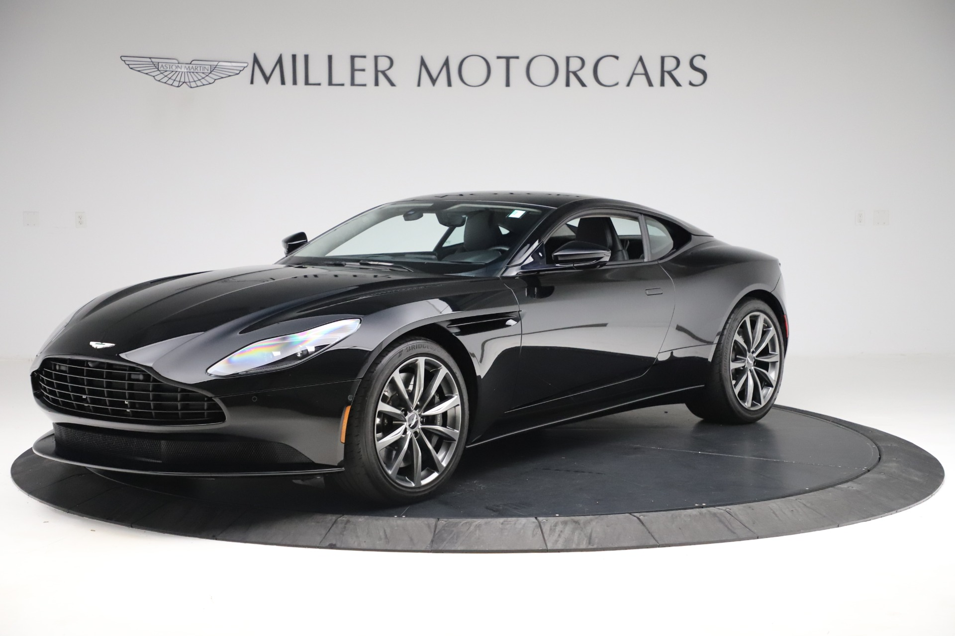 Used 2018 Aston Martin DB11 V8 for sale $145,900 at Alfa Romeo of Greenwich in Greenwich CT 06830 1