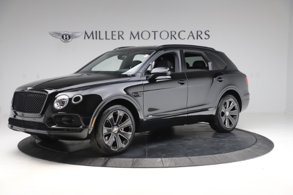 New 2020 Bentley Bentayga V8 Design Series for sale Sold at Alfa Romeo of Greenwich in Greenwich CT 06830 2