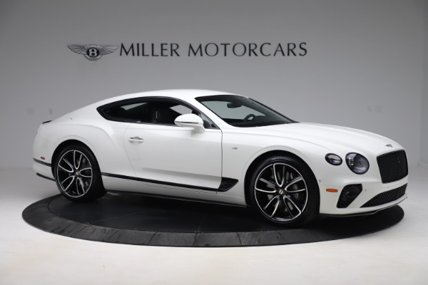 New 2020 Bentley Continental GT V8 for sale Sold at Alfa Romeo of Greenwich in Greenwich CT 06830 12