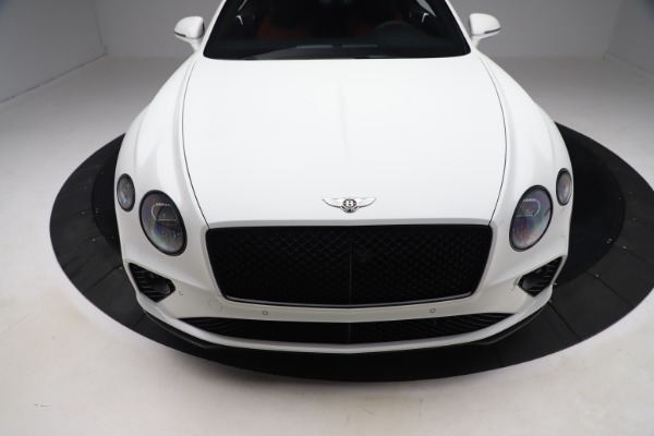 New 2020 Bentley Continental GT V8 for sale Sold at Alfa Romeo of Greenwich in Greenwich CT 06830 15