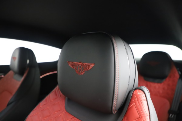 New 2020 Bentley Continental GT V8 for sale Sold at Alfa Romeo of Greenwich in Greenwich CT 06830 26