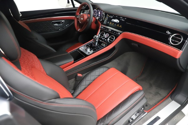 New 2020 Bentley Continental GT V8 for sale Sold at Alfa Romeo of Greenwich in Greenwich CT 06830 28