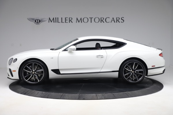 New 2020 Bentley Continental GT V8 for sale Sold at Alfa Romeo of Greenwich in Greenwich CT 06830 5
