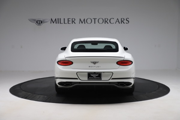 New 2020 Bentley Continental GT V8 for sale Sold at Alfa Romeo of Greenwich in Greenwich CT 06830 8