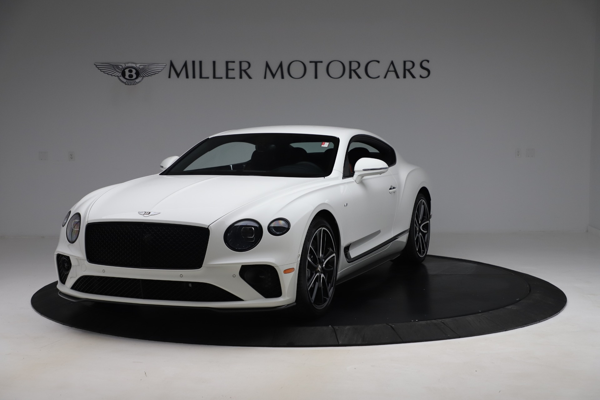 New 2020 Bentley Continental GT V8 for sale Sold at Alfa Romeo of Greenwich in Greenwich CT 06830 1