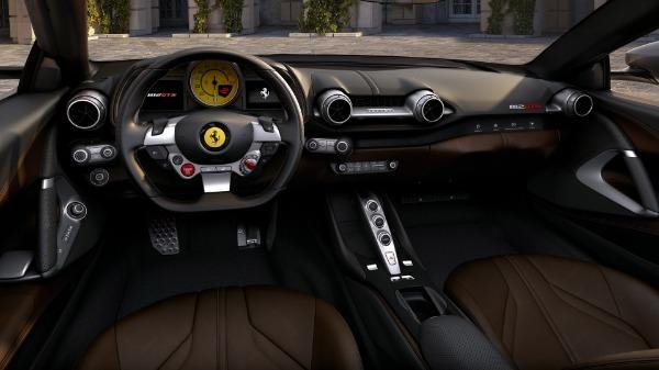 New 2021 Ferrari 812GTS for sale Call for price at Alfa Romeo of Greenwich in Greenwich CT 06830 6