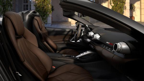New 2021 Ferrari 812GTS for sale Call for price at Alfa Romeo of Greenwich in Greenwich CT 06830 7