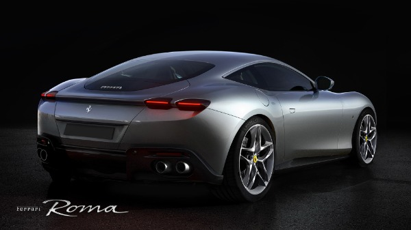 New 2020 Ferrari Roma for sale Call for price at Alfa Romeo of Greenwich in Greenwich CT 06830 4