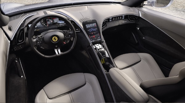 New 2020 Ferrari Roma for sale Call for price at Alfa Romeo of Greenwich in Greenwich CT 06830 5