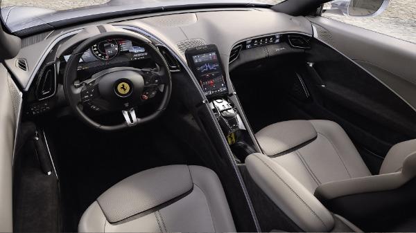 New 2021 Ferrari Roma for sale Call for price at Alfa Romeo of Greenwich in Greenwich CT 06830 5