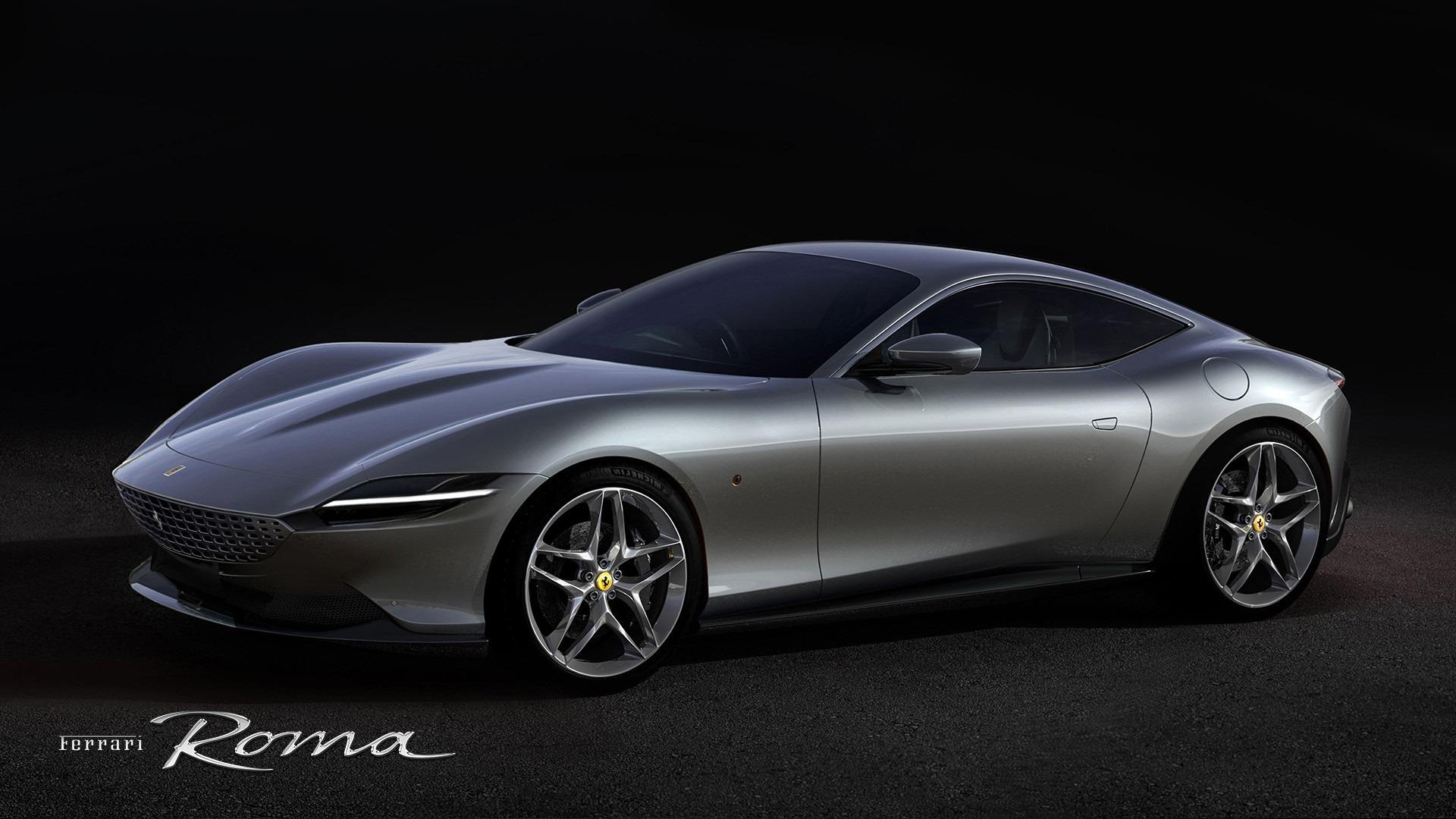 New 2021 Ferrari Roma for sale Call for price at Alfa Romeo of Greenwich in Greenwich CT 06830 1
