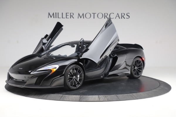 Used 2016 McLaren 675LT COUPE for sale $245,900 at Alfa Romeo of Greenwich in Greenwich CT 06830 10