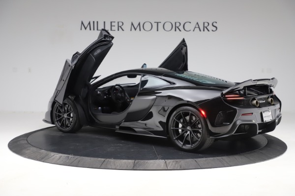 Used 2016 McLaren 675LT COUPE for sale $245,900 at Alfa Romeo of Greenwich in Greenwich CT 06830 12