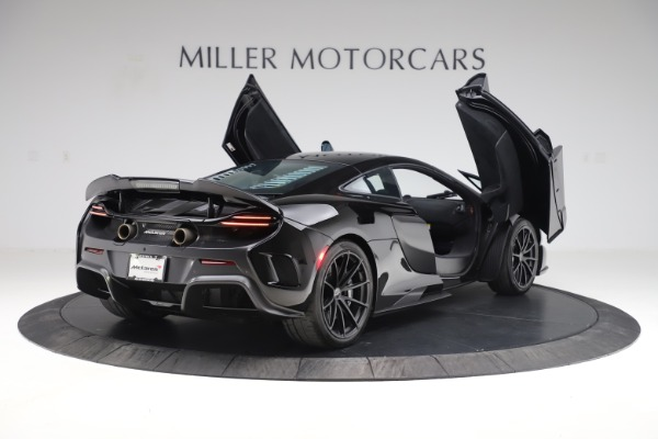 Used 2016 McLaren 675LT COUPE for sale $245,900 at Alfa Romeo of Greenwich in Greenwich CT 06830 14