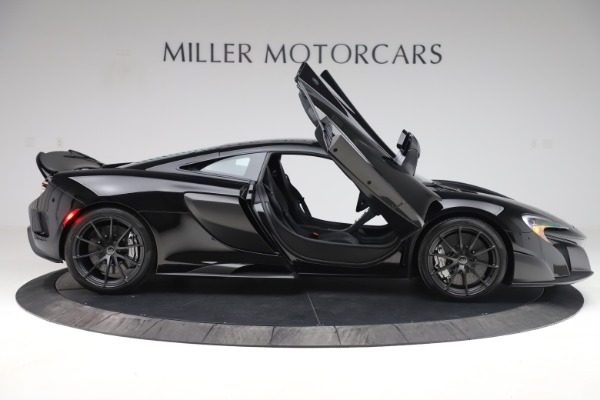 Used 2016 McLaren 675LT COUPE for sale $245,900 at Alfa Romeo of Greenwich in Greenwich CT 06830 15