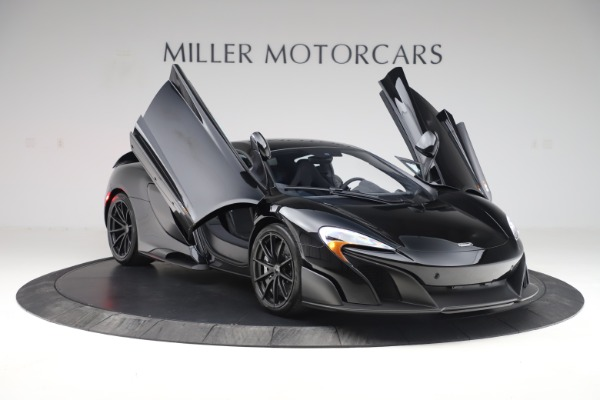 Used 2016 McLaren 675LT COUPE for sale $245,900 at Alfa Romeo of Greenwich in Greenwich CT 06830 16